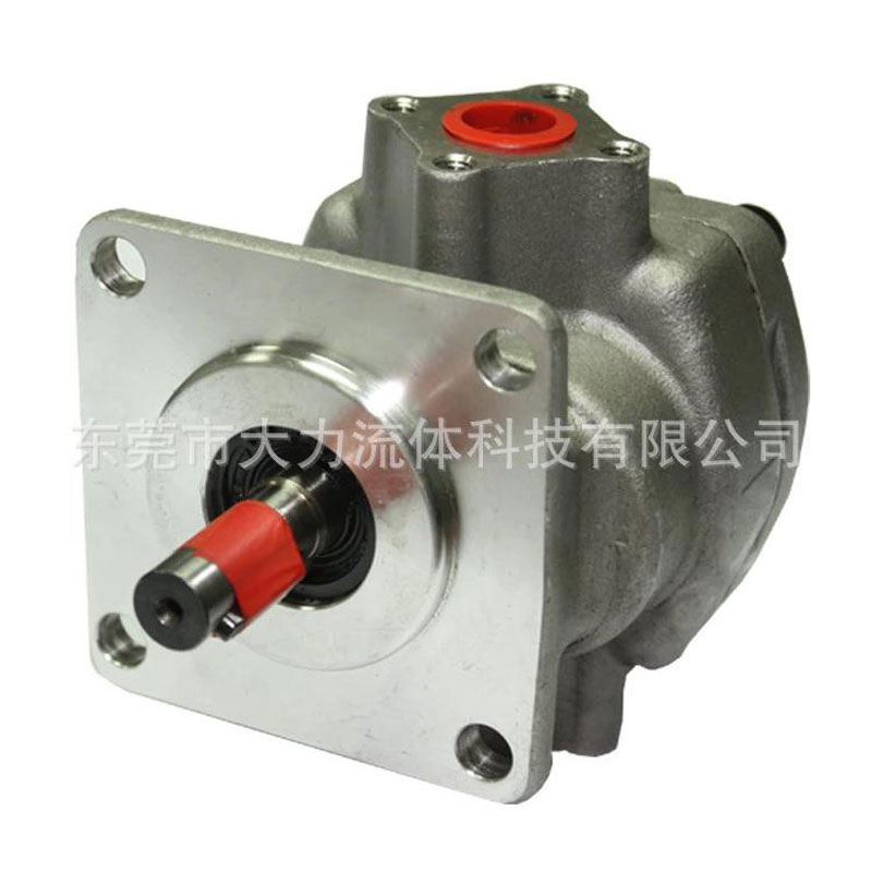 High - Pressure Gear Pump Hgp-2A Hydraulic Oil Pump Gear Pump