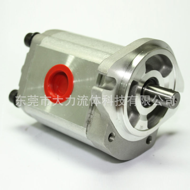 Hydraulic Pump Hgp-3A  Oil Pump High - Pressure Gear Pump
