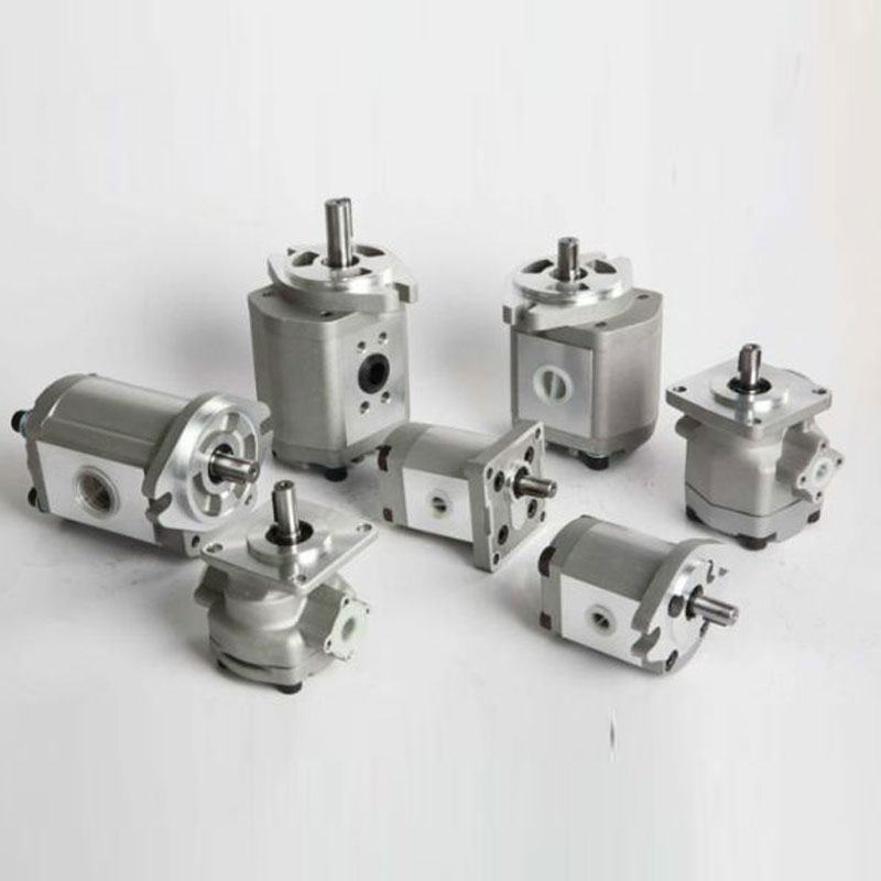 Selection principle of gear oil pump
